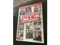 American Pie dvd - 4 disc