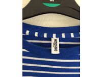 Moschino Men's T shirt in Royal Blue