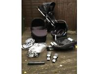 iCandy Apple Travel System with Isofix base