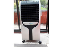 Airforce Digital Climate Control Portable Evaporative Air Cooler with Remote Control