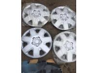 "New 16"" wheel trims/ hub caps"