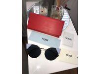 "Authentic Fendi ""Lei"" Cat Eye Sunglasses for Sale"