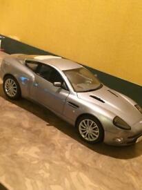 Aston Martin V12 Vanquish car model