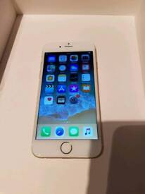 iPhone 6 128gb Gold Unlocked Works With Any Network Great Condition