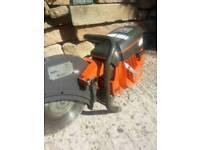 Husqvarna k1250 petrol saw
