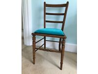 Vintage chair, ideal as dressing table chair