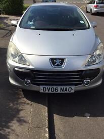 PEUGEOT 307cc ,Manual,1586cc,Petrol