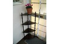 Corner unit in nice condition 100 cm high and 35x35cm wide £10 or near offer.