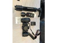 Canon 600D camera lenses and accessories!!!
