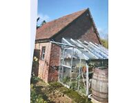 Glass Greenhouse Free on collection