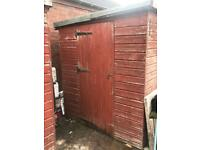 8ftx6ft Shed and Contents FREE
