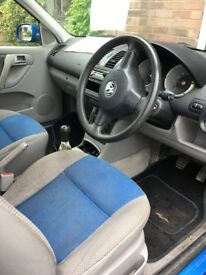 BEAUTIFUL VW POLO 2000 1.4L For sale, In need of some love