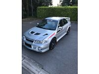 Mitsubishi Lancer Evolution6