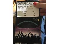ELO WEMBLEY 24th JUNE x2 Tickets