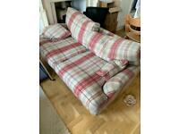 Free Two seater sofa in good condition