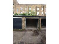 Storage/Garage lockup. Close to Highbury & Islington Station