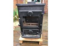 Morso Squirrel multi-fuel wood burning stove