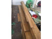 Free engineered wooden floor boards