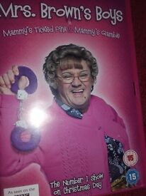 Mrs Brown's Boys on DVD