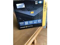 Antec power supply for PCs 550W new