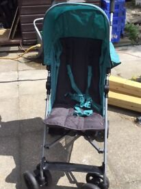 Mamas & papas stroller used once for grandson