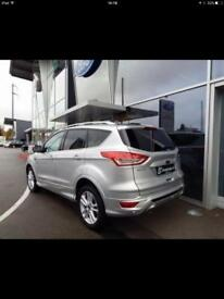 2016 Ford kuga parts breaking silver bcg