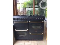 Range oven gas job electric double oven with separate grill