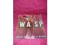 """WASP 12"""" PINK VINYL"""