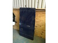 Ford transit mk7 rear drivers door swb low roof
