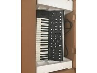 Pristine condition Moog Sub 37 Analog Synthesizer (Original Box)