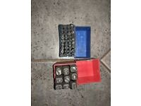 Number and letter punches/stamps