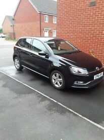 VW polo Match 1.0 for sale - 16 plate with under 10,000 miles - full VW service history