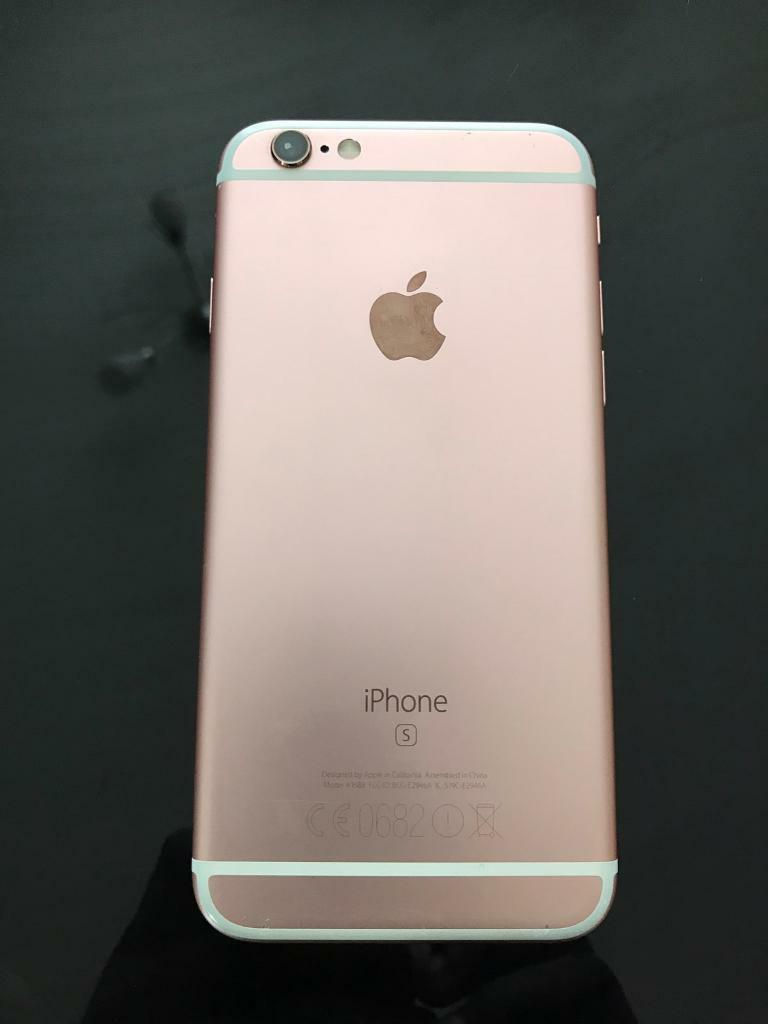 Used iPhone 6s 16gb Unlockedin Coventry, West MidlandsGumtree - Used IPhone 6s 16gb Rose gold for sale. The phone is in an excellent condition with no scratches and its factory unlocked. £320 No time wasters pls. Note that am selling just the phone with no accessories