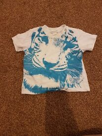 Diesal tshirt 6months