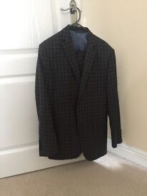 Moss Bros worn once suit