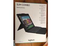 Logitech keyboard case for 12.9 inch iPad pro BNIB