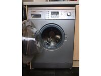 Bosch Digital Washing Machine and Dryer For Sale