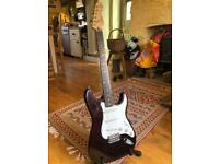 1995 MIK Squier Stratocaster Electric Guitar