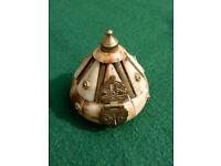 Small Trinket Box - Yak Bone