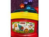 Fisher Price shapes toy for babies and kids