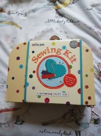 Buttonbag kids fun sewing kit- Brand new