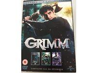 Grimm Seasons 1-3
