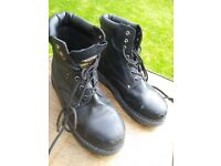 UK10 EUR44 Dickies Cleveland Safety Boots