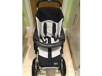 Bebe car adventure pram/push chair