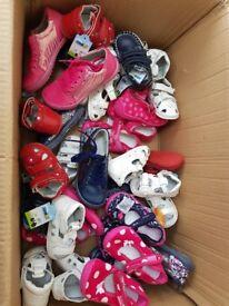 Kids shoes big bundle different sizes - ebay shop clearance 20 pairs
