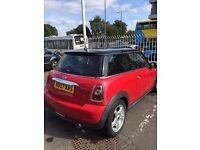 Full Mot! 07Mini Cooper, perfect conditions, Diesel! Road tax only 30 pounds!, Low insurance.