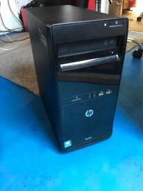 HP Pro 3500 Desktop Computer