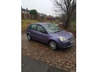 Ford Fiesta 1.25 Style 5dr£2,485 p/x welcome FREE WARRANTY. NEW MOT