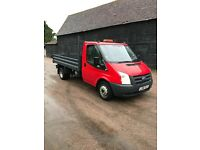 2012 Ford Transit Tipper t350 1 owner