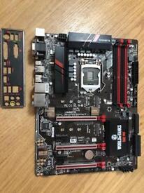 Gigabyte GA-Z170X-Gaming 3 motherboard #FAULTY#